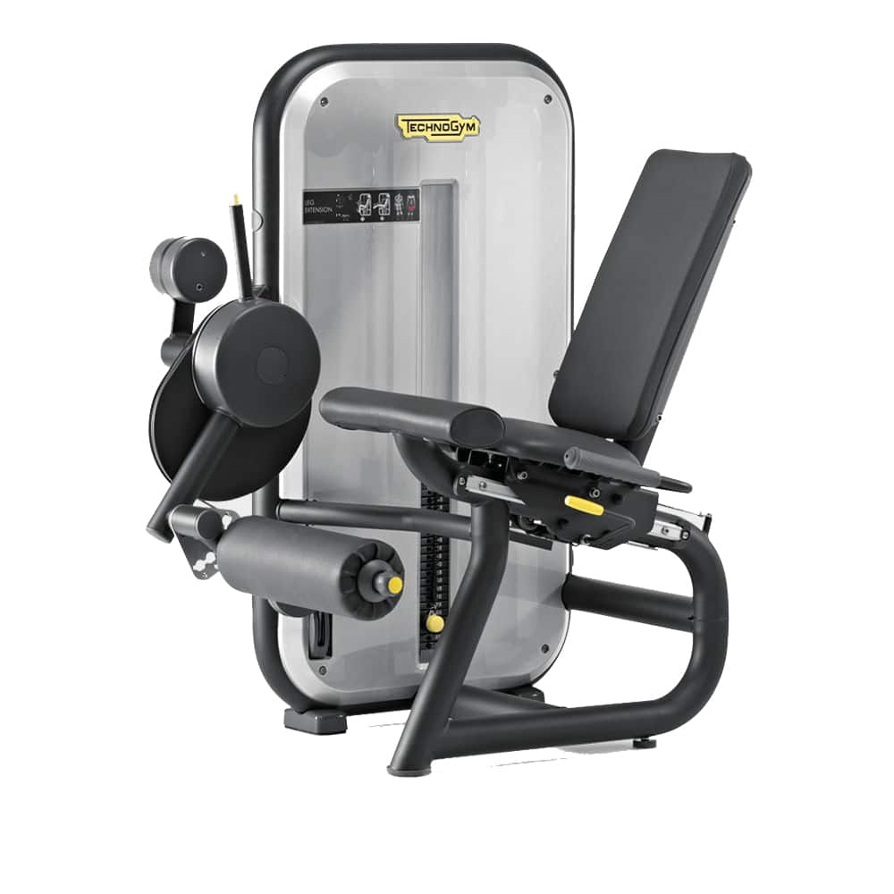 Technogym Element Leg Extension Inclusive Gym Store